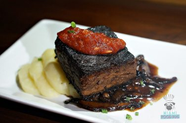 Root and Bone Miami Beach - Short Rib Meatloaf