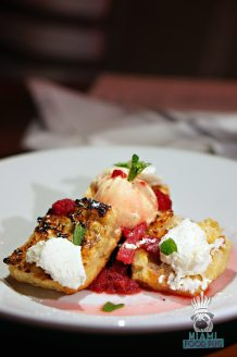 Root and Bone Miami Beach - Strawberry Shortcake