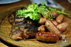 Swank Farms - Gauchos Asado Dinner - Steak and Sausage