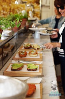 The Bazaar by Jose Andres - Brunch - Raw Bar