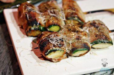 Azabu - Paprika Bacon Maki