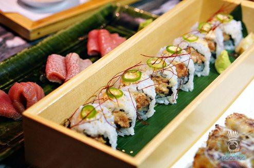 Azabu - Toro, Spicy Tuna Maki