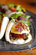 Tanuki - Brunch - Crispy BBQ Pork Belly Bao