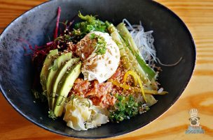 Tanuki - Brunch - Spicy Tuna Poke Bowl