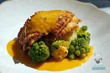 Three - Brunch - Pan Cooked Filet of Key West Yellowtail