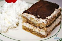Wolfgang's Steakhouse - Homemade Tiramisu 2