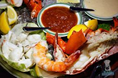 Wolfgang's Steakhouse - Seafood Platter 2