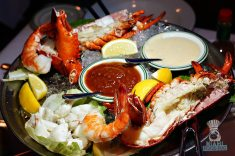Wolfgang's Steakhouse - Seafood Platter