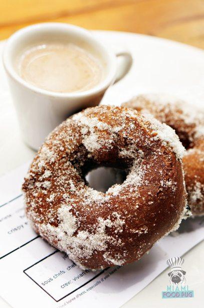 Ariete - Lunch - Churro Doughnuts