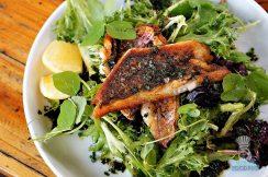 Ariete - Lunch - Local Fish