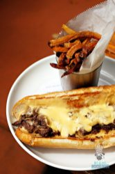 Ariete - Lunch - Philly Cheesesteak