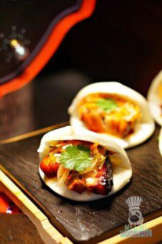 La Mar - Brunch - Pork Belly Bao