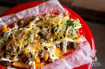 The Taco Stand - Carne Asada Fries