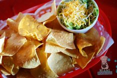 The Taco Stand - Chips and Guacamole