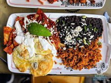 Breakfast Republic - Chilaquiles