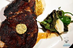 LT Steak and Seafood - Bone-In Rib Eye