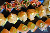 LT Steak and Seafood - Sushi