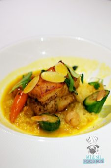 Palme d'Or - Seared Turbot