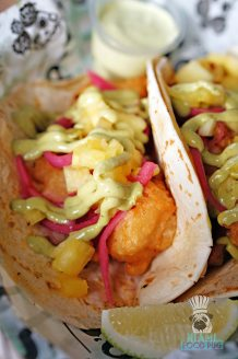 Pilo's Street Tacos - El Costenito Taco
