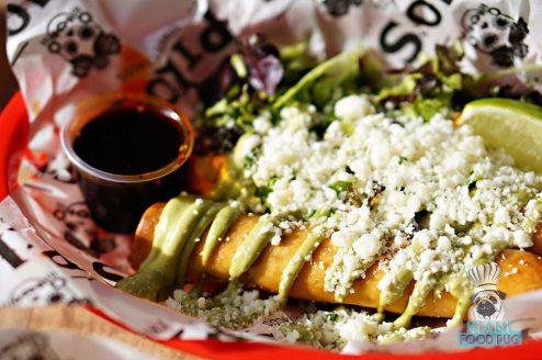 Pilo's Street Tacos - La Lupita Flautas
