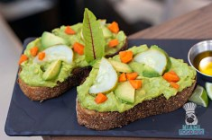 Planta - Brunch - Avocado Toast