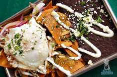 222 Taco - Brunch - Chilaquiles 2