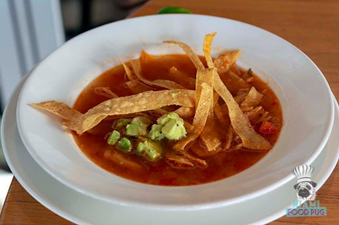 Devon Seafood and Steak - Chicken Tortilla Soup