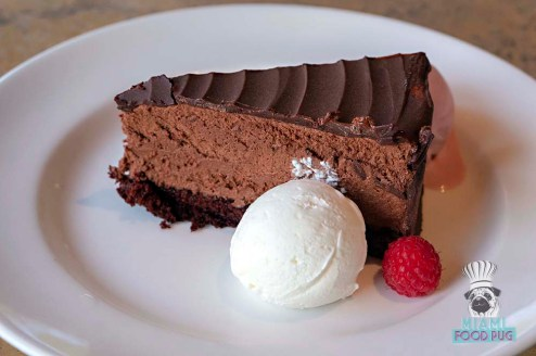 Devon Seafood and Steak - Chocolate Velvet Cake