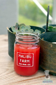 Malibu Farm - Watermelon Juice