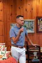 Estancia Culinaria x Heirloom Hospitality Group Farm to Farm Dinner - Santi Gabino