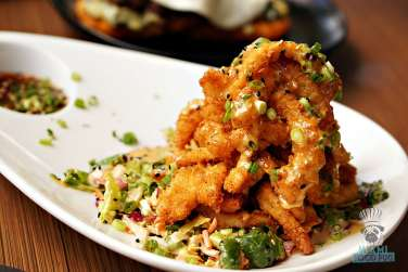 Tap 42 - Crispy Asian Calamari Tower