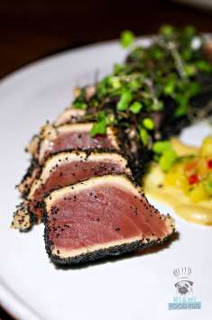 The Rusty Pelican - Seared Tuna