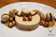 Bourbon Steak - Hazelnut Cloud
