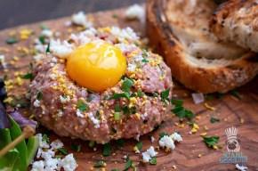 LT Steak and Seafood - Miami Spice - Prime Steak Tartare