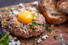 LT Steak and Seafood - Miami Spice - Prime Steak Tartare