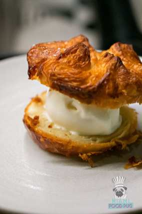 Jaguar Sun - Kouign-amann Ice Cream Sandwich