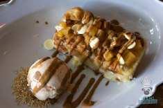 Burlock Coast - Brunch - Croissant Pudding