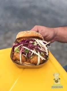La Pollita - Fried Chicken Sandwich