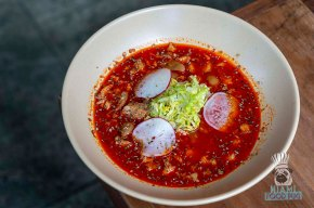 Tacology - Brunch - Pozole Rojo