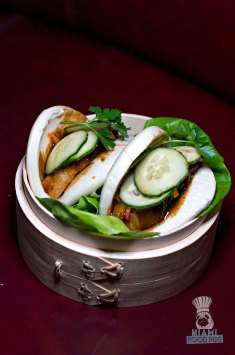 Sugarcane - Made In Dade - Pork Belly Bao
