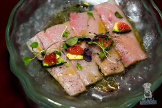 Sugarcane - Made In Dade - Yellowtail Hamachi Crudo