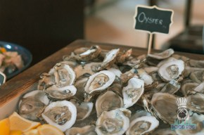 Cecconis - Brunch - Oysters