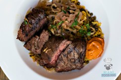 Boulud Sud - Miami Spice - Catalan Grilled Skirt Steak