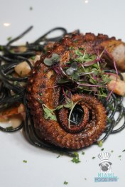 Red, The Steakhouse - Miami Spice 2019 - Octopus
