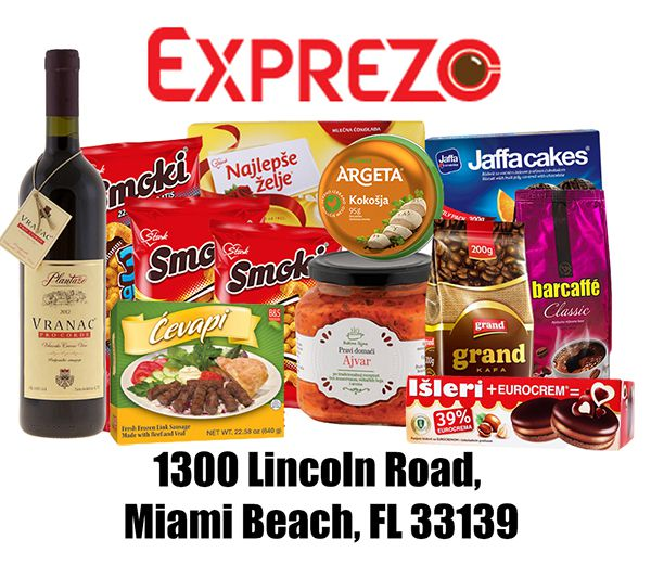 Exprezo Miami Beach Miami Glasnik