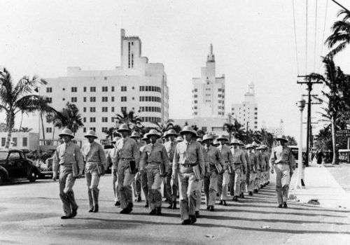 soldiers miami beach glasnik
