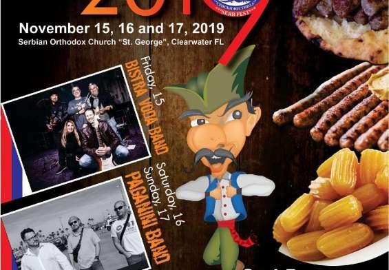Serb Fest Clearwater Florida Miami Glasnik