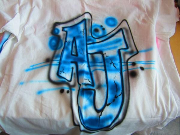 Airbrush Apparel Graffiti-pop Artists