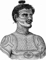 tribal tattoo history