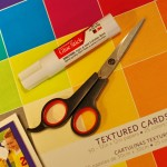 Recycling craft for kids - Supplies